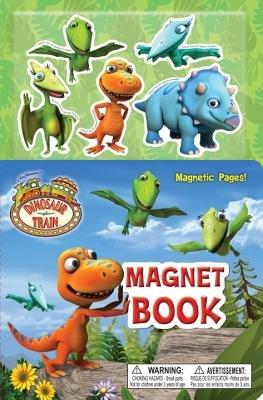 Dinosaur Train Magnet Book (Dinosaur Train) by