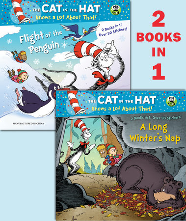 A Long Winter's Nap/Flight of the Penguin (Dr. Seuss/Cat in the Hat) by