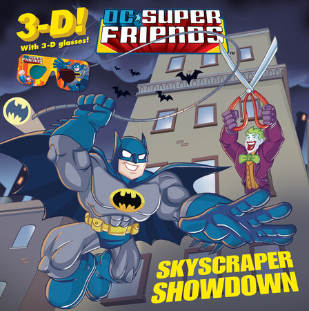 Skyscraper Showdown (DC Super Friends) by