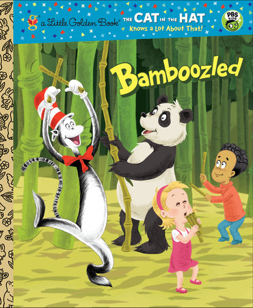Bamboozled (Dr. Seuss/Cat in the Hat) Read & Listen Edition by Tish Rabe