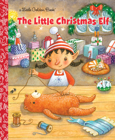 The Little Christmas Elf by