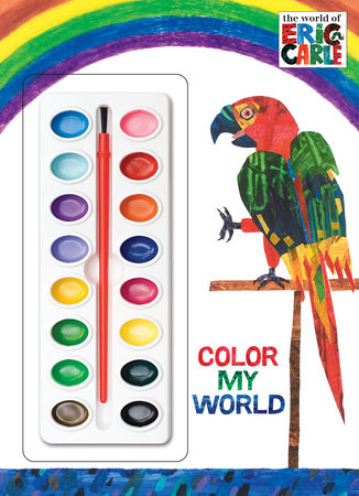 Color My World (The World of Eric Carle) by Eric Carle