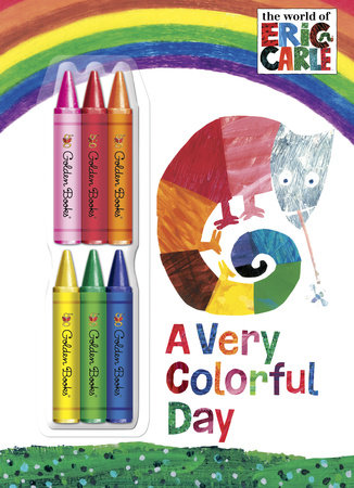 A Very Colorful Day (The World of Eric Carle) by