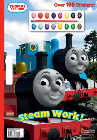 Steam Work! (Thomas & Friends) by