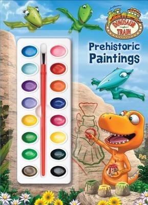 Prehistoric Paintings (Dinosaur Train) by