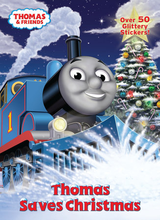 Thomas Saves Christmas (Thomas & Friends) by
