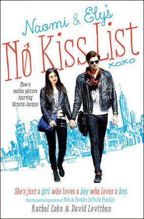 Naomi and Ely's No Kiss List book cover