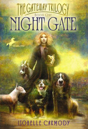 Night Gate by Isobelle Carmody