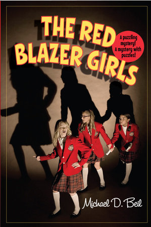 The Red Blazer Girls: The Ring of Rocamadour by