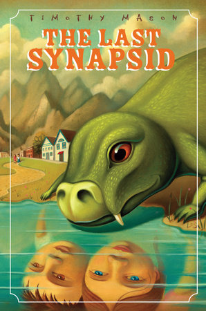 The Last Synapsid by Timothy Mason