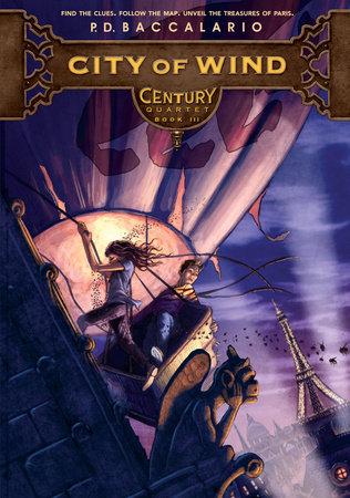 Century #3: City of Wind by Pierdomenico Baccalario