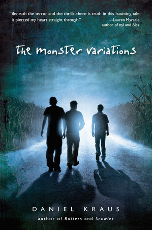 The Monster Variations by