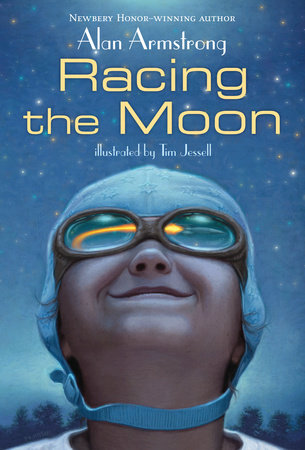 Racing the Moon by Alan Armstrong