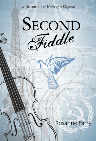 Second Fiddle by Rosanne Parry
