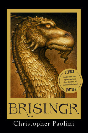 Brisingr Deluxe Edition by