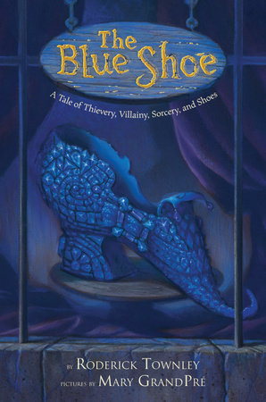 The Blue Shoe by