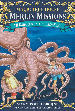 Magic Tree House #39: Dark Day in the Deep Sea by