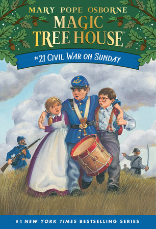Magic Tree House #21: Civil War on Sunday by