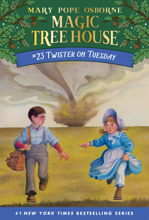 Magic Tree House #23: Twister on Tuesday by