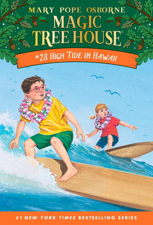 High Tide in Hawaii by Mary Pope Osborne