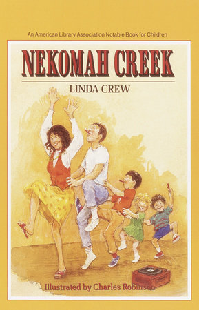 NEKOMAH CREEK by Linda Crew