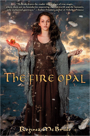 The Fire Opal by