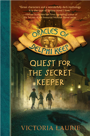 Quest for the Secret Keeper by