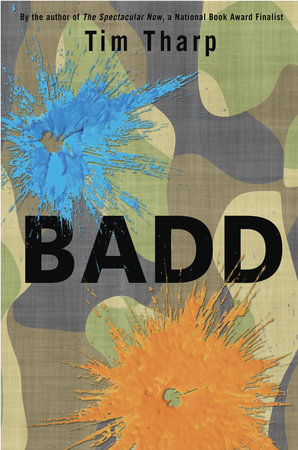 Badd by Tim Tharp