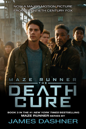 The Death Cure (Maze Runner Book Three)