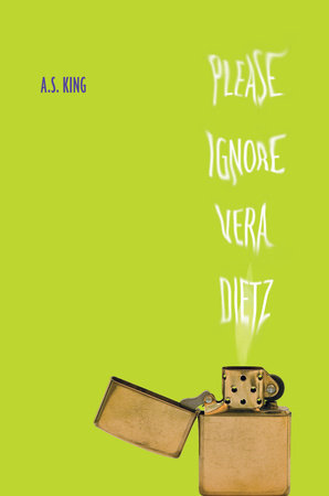 Please Ignore Vera Dietz by