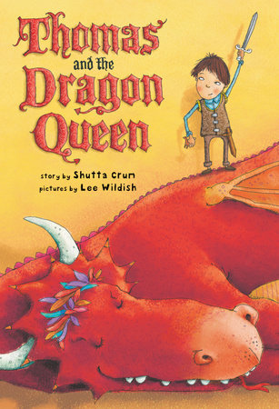 Thomas and the Dragon Queen by