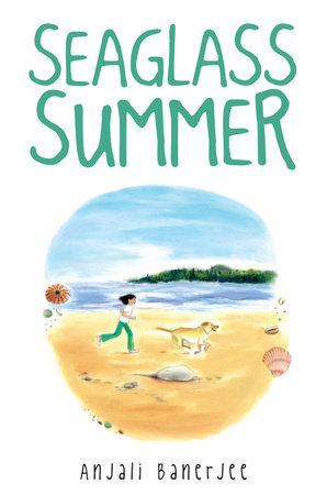 Seaglass Summer by Anjali Banerjee