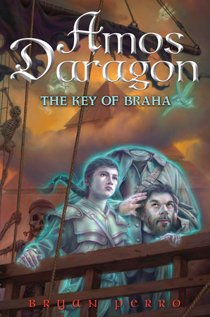 Amos Daragon #2: The Key of Braha by Bryan Perro