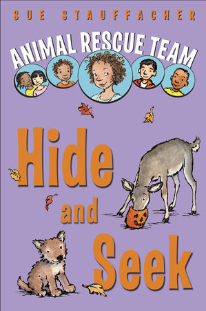 Animal Rescue Team: Hide and Seek by