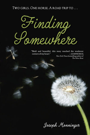 Finding Somewhere by