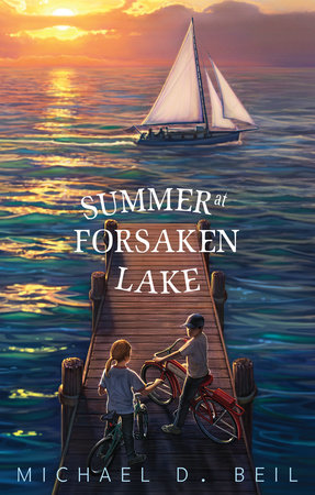 Summer at Forsaken Lake by