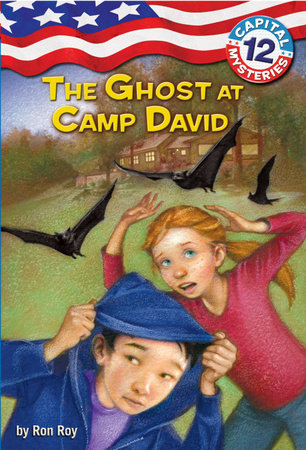 Capital Mysteries #12: The Ghost at Camp David by