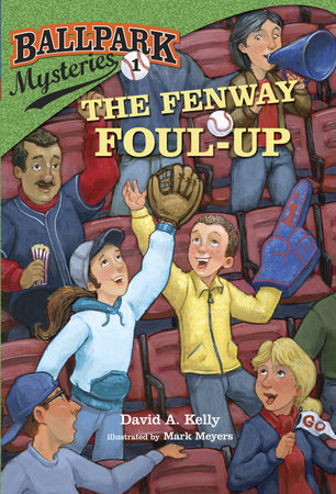 Ballpark Mysteries #1: The Fenway Foul-up by