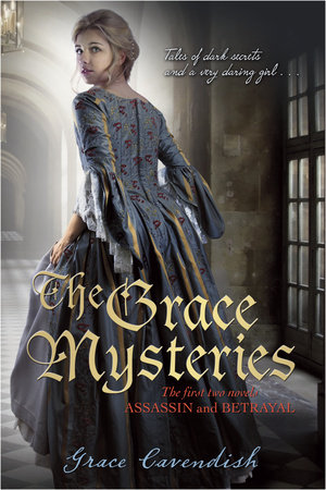 The Grace Mysteries: Assassin & Betrayal by