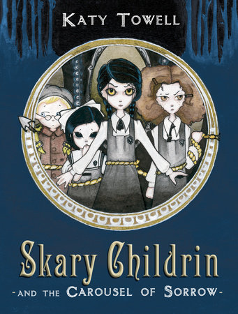Skary Childrin and the Carousel of Sorrow by