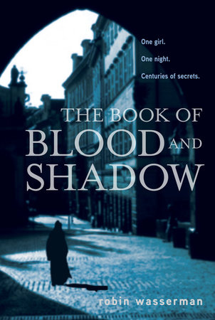 The Book of Blood and Shadow by