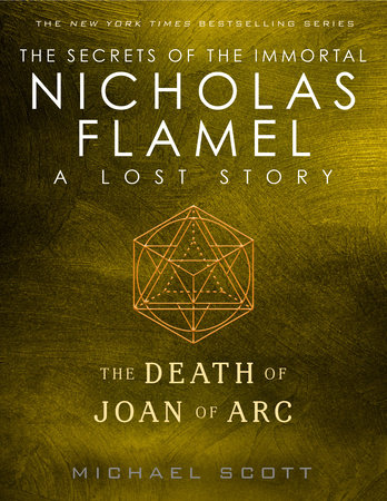The Death of Joan of Arc by Michael Scott