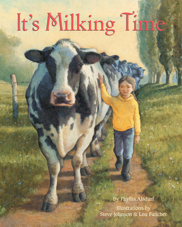 It's Milking Time by