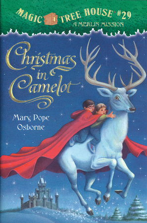 Magic Tree House #29: Christmas in Camelot by