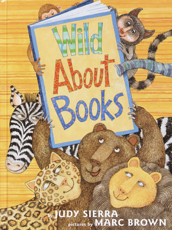 Wild About Books by