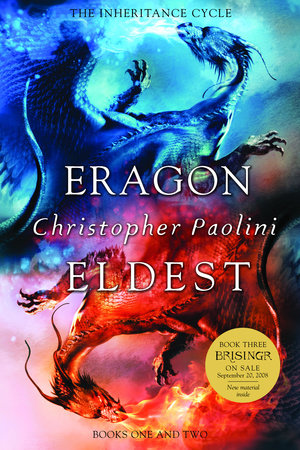 Inheritance Cycle Omnibus: Eragon and Eldest by