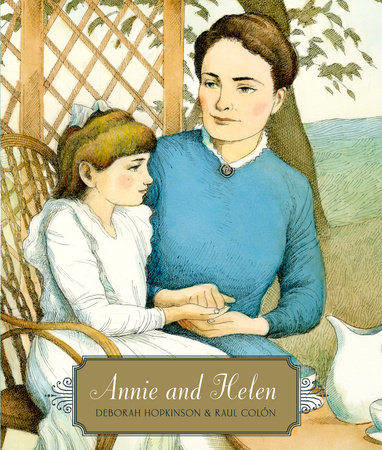 Annie and Helen by