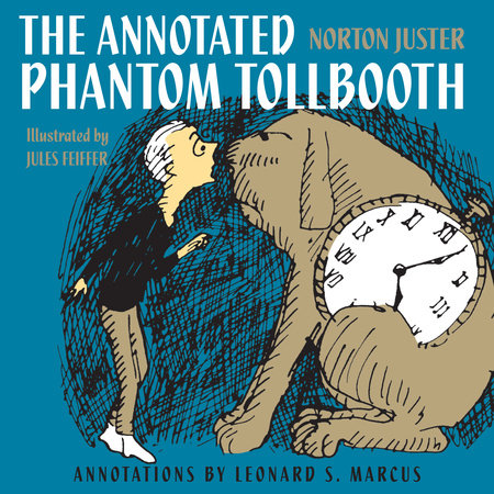 The Annotated Phantom Tollbooth by