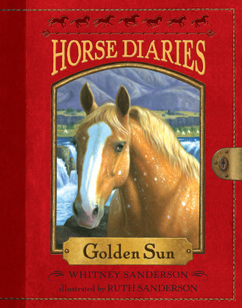 Horse Diaries #5: Golden Sun by