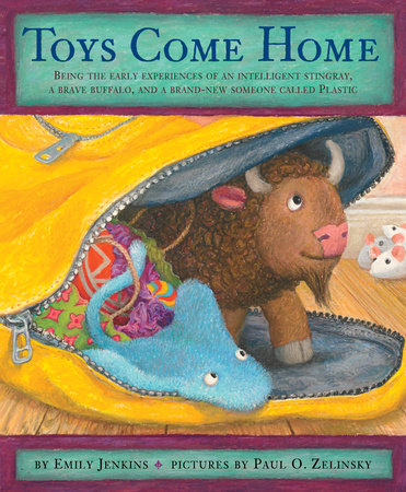 Toys Come Home by